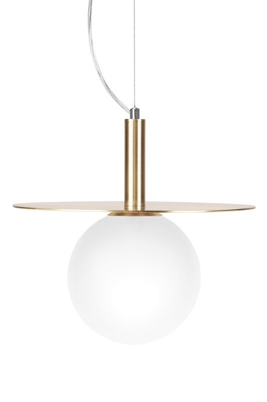 Oruada Deco 1-Light Globe Pendant