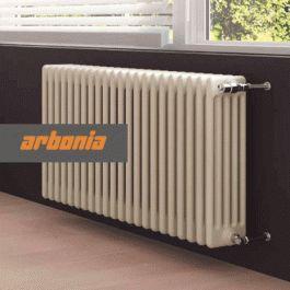 Радиатор Санкт Петербург Трубчатые радиаторы Arbonia (пятитрубные) Артикул: нет Радиаторы аrbonia производятся с широким диапазоном межосевых расстояний от 120 мм до 2930 мм