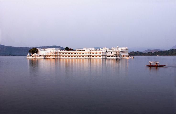 Taj Lake Palace Udaipur, Inde - Hôtel de luxe