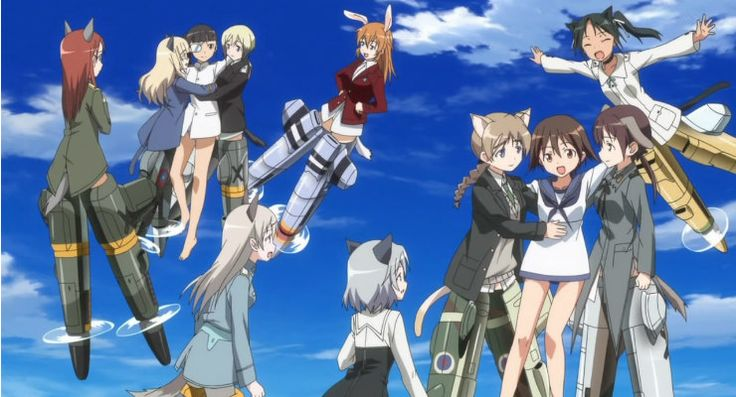 Brave Witches Anime Gets PV, Staff, 2016 Premiere Date by Mike Ferreira
