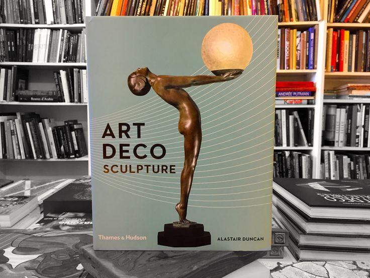 """Art Deco Sculpture"" Thames & Hudson"