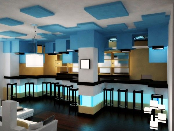 1000+ Images About Interior Cafe Design Ideas On Pinterest