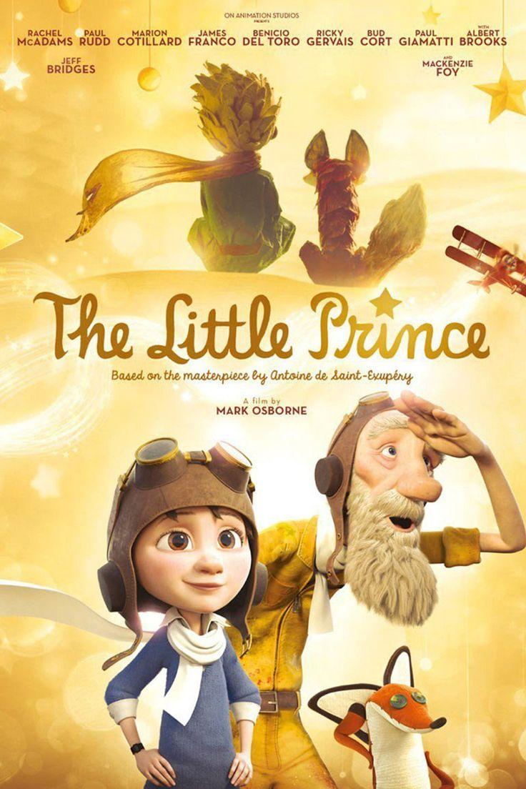 Der kleine Prinz aus dem Jahr 2015 ist ein Film von  Mark Osborne und mit den Filmstars  Marion Cotillard  André Dussollier . Jetzt online schauen, Film und Filmstars bewerten, teilen und Spass haben auf filme.io