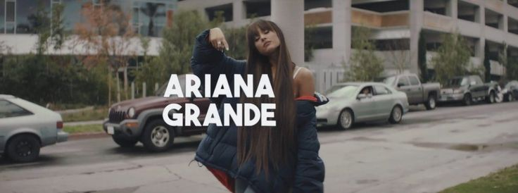 Ariana Grande estrenó el video de Everyday