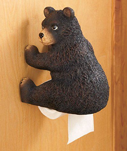 so stinkin cute tech and gadgets pinterest toilets paper and bears. Black Bedroom Furniture Sets. Home Design Ideas