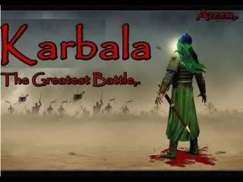 Biggest Shahadat of the Islamic History, Husain ra & Karbala You ever heard.  https://www.youtube.com/watch?v=oroK0JPPuKI