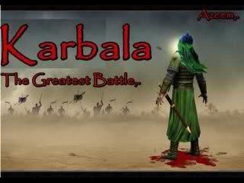 Biggest Shahadat of the Islamic History, Husain ra & Karbala You ever heard.  https://www.youtube.com/watch?v=oroK0JPPuKI