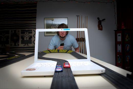 Beautiful Examples of Transparent Screen Trick Photos
