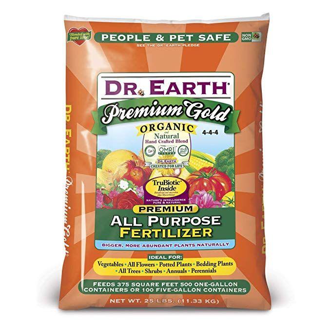 2.5 gal 3-3-2 General Purpose AgroThrive Organic Fertilizer