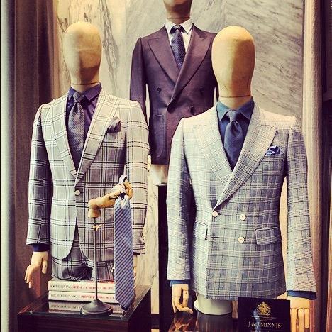 Tomasz Ossolinski suits