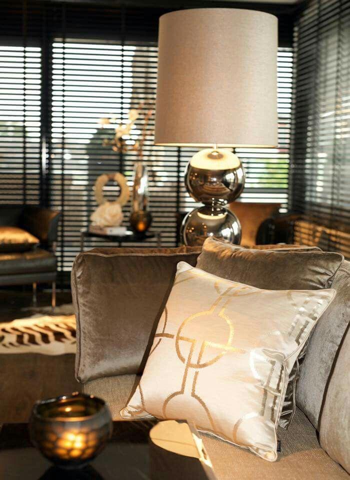 The Netherlands Rotterdam Private Residence Living Room Status Eric Kuster Metropolitan Luxury