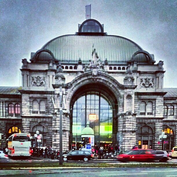 Nürnberg Hauptbahnhof in Nürnberg