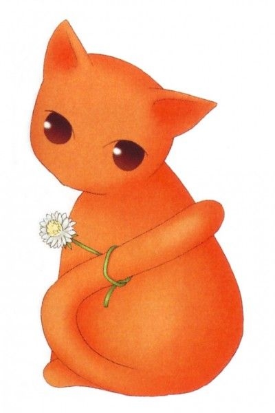 Kyo Sohma - Fruits Basket. This cat looks way to gentle to be Kyo but its…