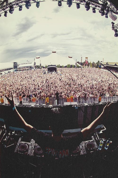 Laidback Luke-The master at work! Express Your Passion -Music Collection