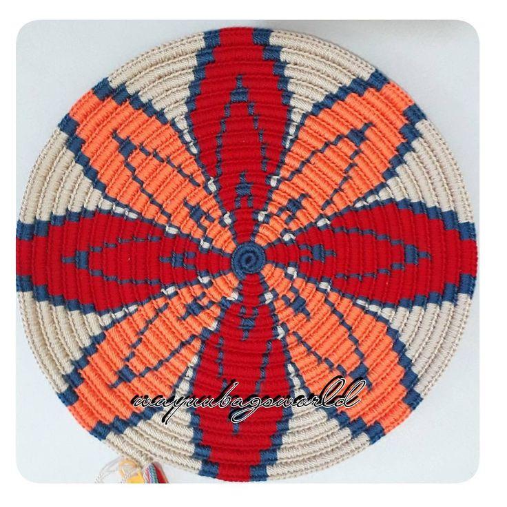 En zor kismi bitti sayilir...ipimin markasi diva etamin orlonu...iyi tatiller herkese❤❤ #wayuumochila #wayuubags #wayuubagsworld #wayuu #wayuutaban #desen #moda #trend #tarz #yazlikcanta #renkli #kisiyeozel #tasarim #elemeği #hanmade #crochet #bags #pinterest #eskişehir