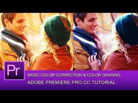 Premiere Pro Color Correction and Color Grading Tutorial | Adobe Premiere Pro CC - YouTube