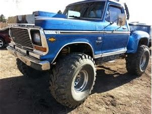 Image result for 1976 Ford F100 Lifted