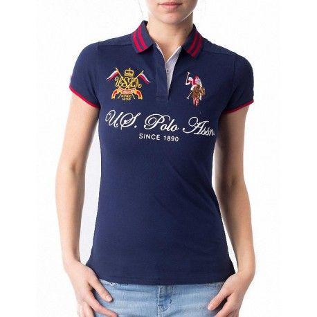 Polo US Polo Assn Association azul marino