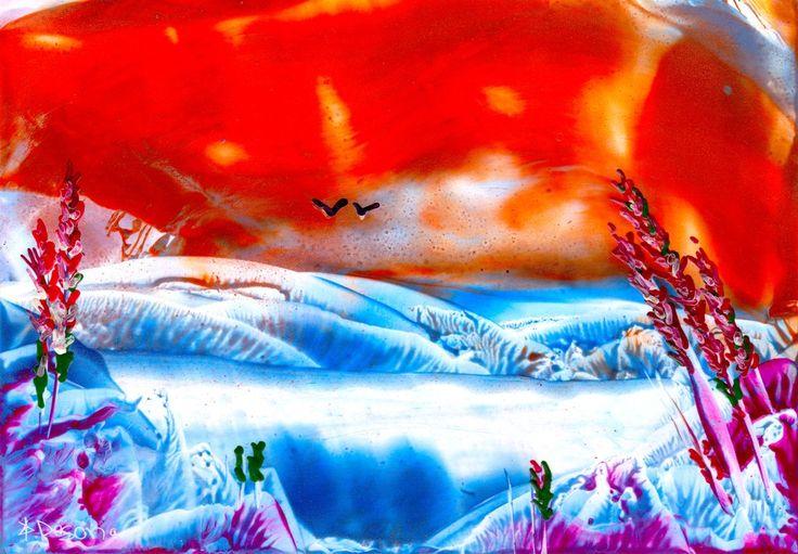 Warmth In The Chill by Desona.deviantart.com on @deviantART