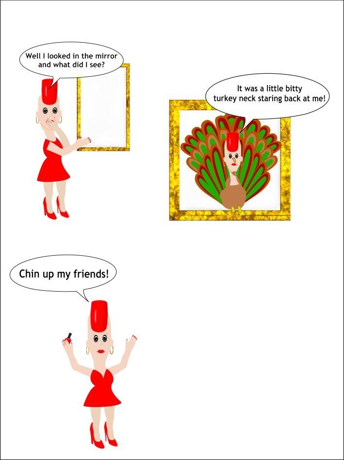 Salon Humor, Salon Joke, Salon Puns,