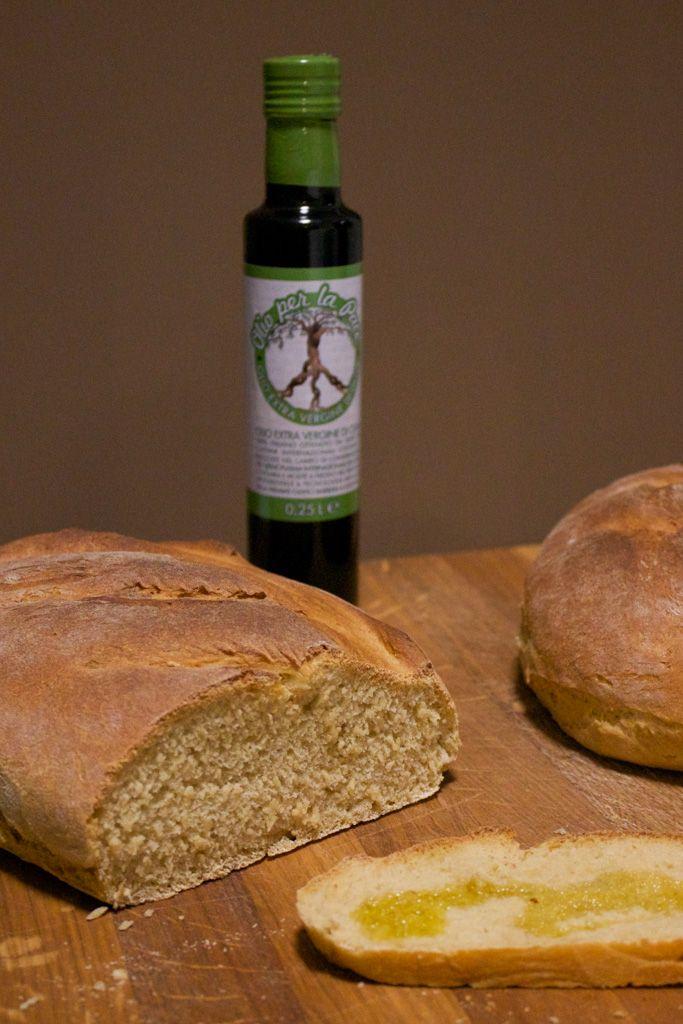 Pane fatto in casa, la ricetta