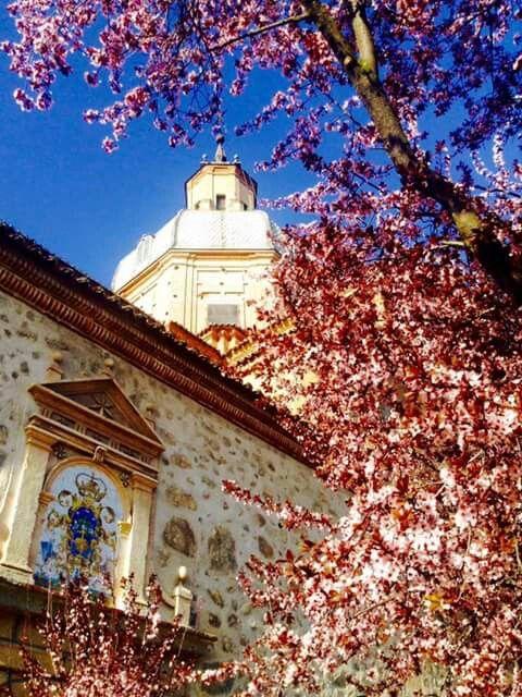 Basílica Nuestra Señora del Prado. Talavera de la Reina.