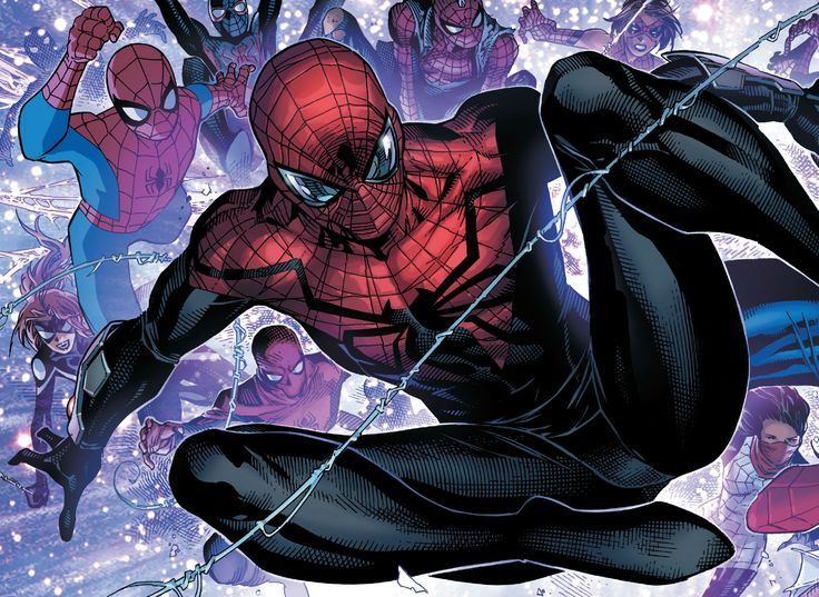 Superior Spider-Man by Jim Cheung