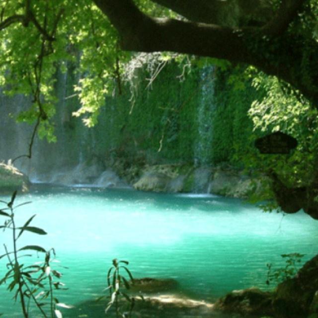 Duden waterfall, Antalya Turkey