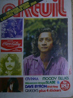 First  Music Magazine in Indonesia