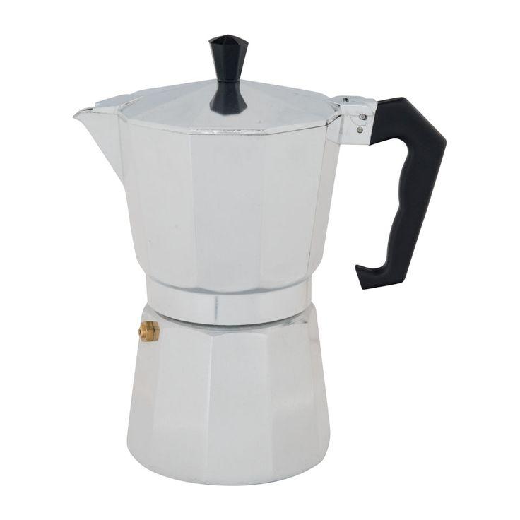 De echte Hollander wil natuurlijk ook op vakantie de dag beginnen met maar 1 ding: koffie! In deze percolator zet je eenvoudig koffie, zonder dat je hier veel voor nodig hebt: water, koffie en een gasbrandertje zijn genoeg! Zo zet je ook op de camping iedere dag verse koffie.