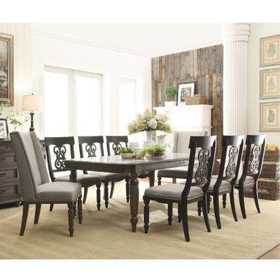 riverside furniture belmeade 9 piece dining set dining