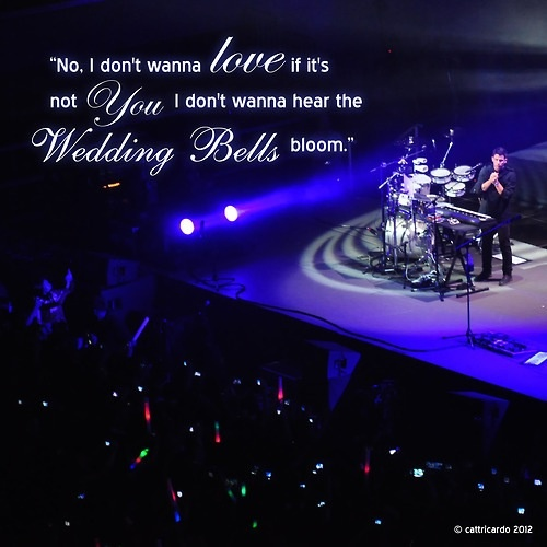 Wedding Bells Jonas Brothers They Say That Nick Dedicated It To Miley