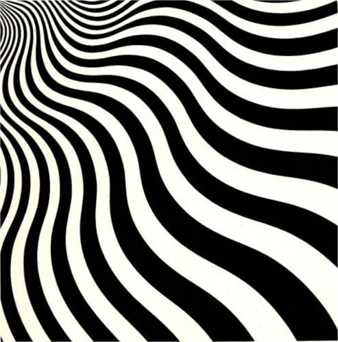 Intake - Bridget Riley