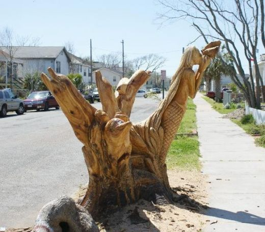 Best sculptures from driftwood and trees images on