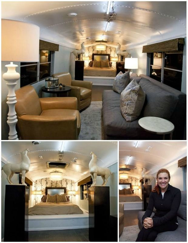 We Recap: HGTV Star Season 8 Episode 6 – School Bus Makeovers | Bus Conversion Ideas | Pinterest | School bus conversion, Bus conversion and School bus camper