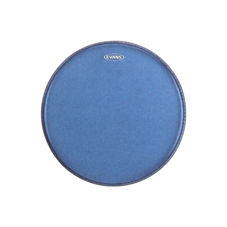 Evans Hydraulic Blue Tom Batter  10 in.