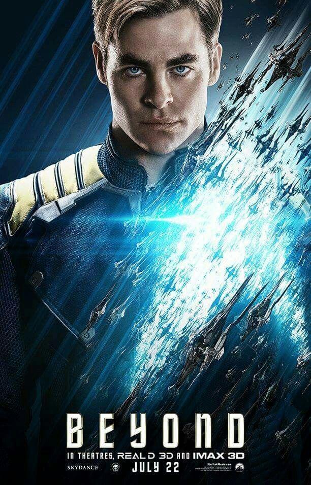 Star Trek: Beyond Poster