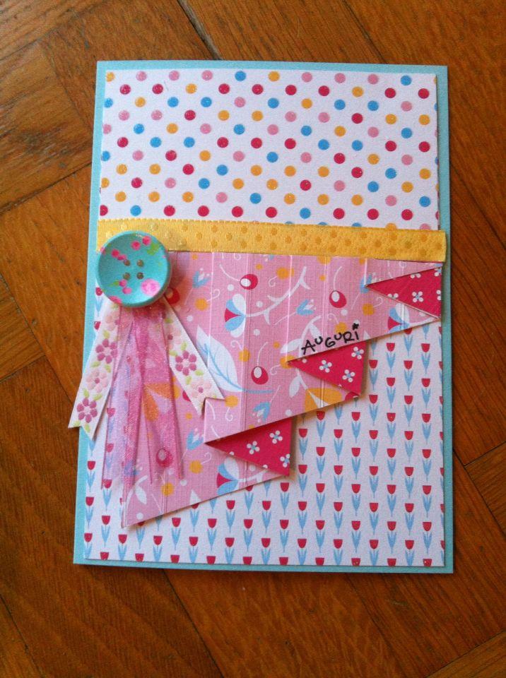 Happy birthday card! Biglietto auguri