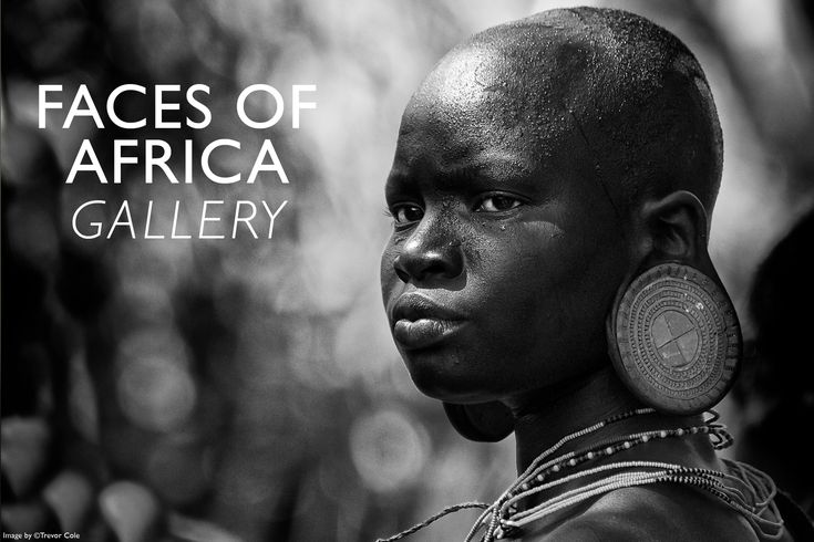 Gallery: Faces of Africa