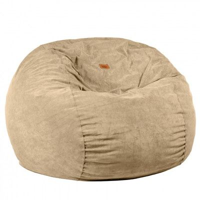 Bean Bag Chair Color: Wine, Size: Queen Sleeper - http://delanico.com/bean-bag-chairs/bean-bag-chair-color-wine-size-queen-sleeper-652607809/