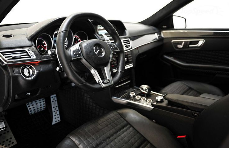 2014 Mercedes E63 AMG 850 6.0 Biturbo By Brabus picture - doc552179