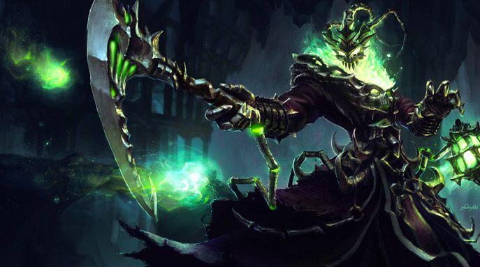 Opis | League of Legends