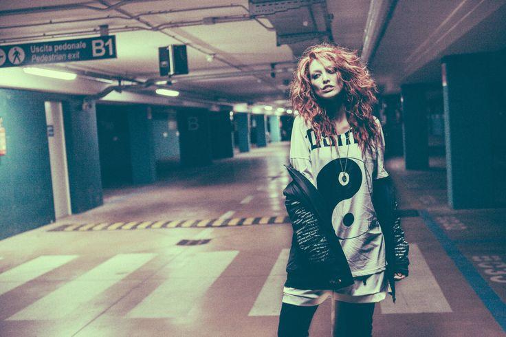 L.A. SAINTS AW_014 #lasaints #lxsnts #snts #redvolution #fashion #streetwear #black #style