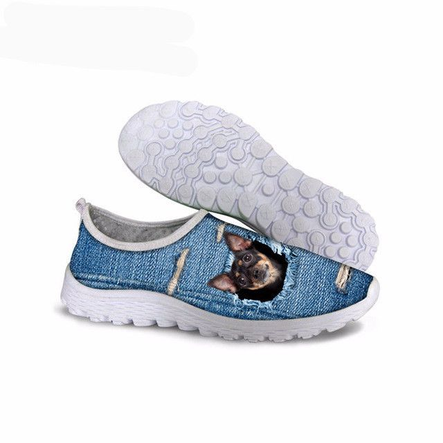 Animal, Cats, Dogs + More Styles/ Summer Lightweight Women Casual Comfort Shoes