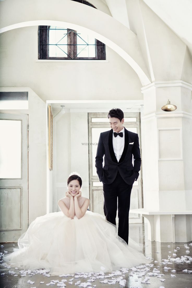 Korea Pre Wedding Photo Shoot