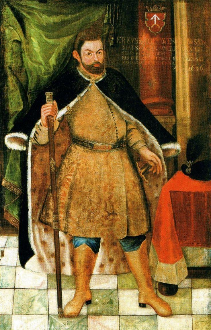 Кшыштаф Весялоўскі 1638 г.