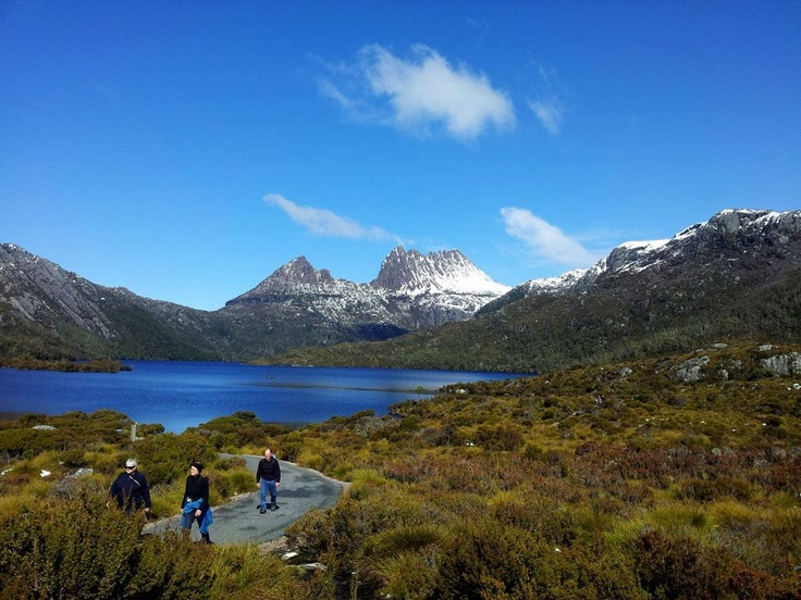 Cradle Mountain - Tasmania - Australia