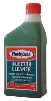 500 ml benzinového aditiva do benzinu - Flashlube Injector Cleaner