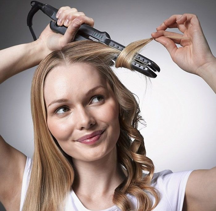 10 Hair Styling Tips That The Pros Don't Want You Knowing! | http://www.salongenie.net/blog/10-hair-styling-tips-from-pros/  #Hair #BlondeHair #HairStyles #HairBraid #Curl #HairTips