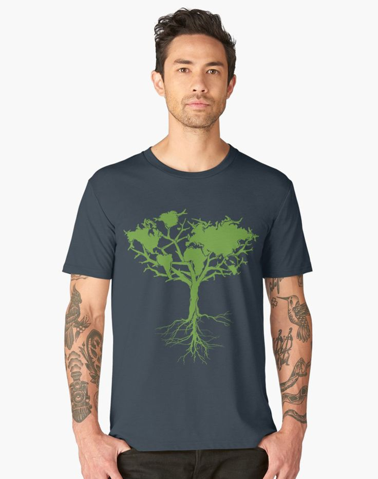 Earth tree classic. T-Shirts and Hoodies on Redbubble are expertly printed on ethically sourced, sweatshop-free apparel and available in a huge range of styles, colors and sizes. Slim fit, order a size up if you'd like it less fitting. If you like your hoodies baggy, go two sizes up.